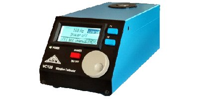 Model VC120 - Vibration Calibrating System