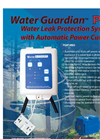 Water Guardian - Model Pro+ - Shutoff System - Brochure