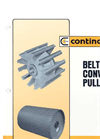 Belt Conveyor Pulleys Manual
