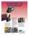 Ultraprobe - Model 100 - Analog Ultrasonic Detectors Brochure