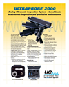Ultraprobe - Model 2000 - Analog Detection System Brochure