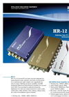 Model HR-12 PC Card - Datalogger Brochure