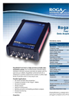Model DAQ 4 - Datalogger Brochure
