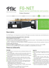TTK - Model FG-NET - Locating Digital Units Brochure