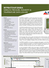 Model RFPRH- 2000A - Wireless Pressure Humidity and Temperature Data Logger Brochure