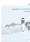 1003-h - Magnetic Float Switches Horizontal Brochure
