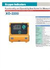 Model XO-2200 - Gas Monitor Brochure