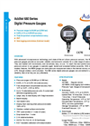 Model ADT 680 series - Wireless Digital Pressure Gauges Brochure