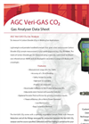 AGC Veri-GAS CO2 Gas Analyser Brochure