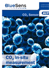BlueSens - Model BCP-CO2 - CO2 Sensor for In-situ Gas Analysis - Brochure