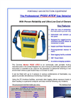 ATEX - Model PGD2 - Portable Gas Detector Brochure