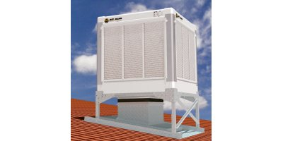 Model AD Small Premium - Evaporative Air Cooler 5.500-15.000 m3/h