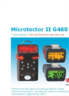 Microtector II - Model G460 - 7-Gas Detector - Brochure