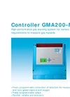 GFG - Model GMA200-MW - Gas Warning System - Brochure