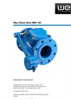Wey - Model RSK - Check Valve Brochure