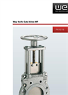 Wey - Model MF - Knife Gate Valve Brochure