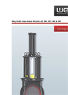 Wey - Model A3/W0/W1/W2/W3 - Knife Gate Valves - Brochure