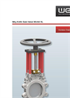 Wey - Model VL Series - Knife Gate Valves Brochure