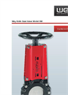 Wey - Model VM Series - Knife Gate Valves- Brochure