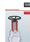 Wey - Model DB Series - Knife Gate Valves Brochure