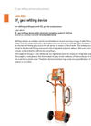 DILO - SF6 Gas Refilling With Electronic Weighing Device - Datasheet