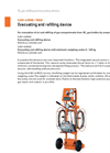 DILO - Models 3-001-4-R002 and 3-001-4-R022 - Evacuating and Refilling Device - Datasheet