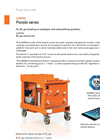 DILO - Model Piccolo Series L030R02 - SF6 Gas Handling Device - Datasheet