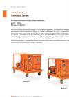DILO - Model Compact Series - SF6 Gas Recovery Unit - Datasheet