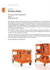 DILO - Model Economy Series L057R01 - SF6 Maintenance Unit - Datasheet