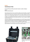DILO - CommGuard Web - Model B190R11 - Remote Commissioning Unit - Datasheet