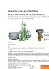DILO - Gas Cylinders for New and Used SF6 Gas - Datasheet