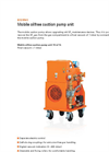 DILO - Oilfree Suction Pump Units - Datasheet