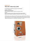 DILO - Models B152R41 / B152R41S15 and B152R51 - Mass Flow Measuring System - Datasheet
