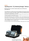 DILO - Model B195R30 - Operating Unit for SF6 Monitoring Manager Software - Datasheet