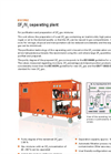 DILO - Model B121R12 - SF6/N2 Separating Unit - Datasheet
