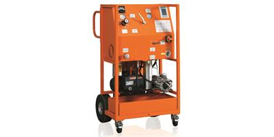 DILO - Model B143R11 - Small service cart – SF6 Maintenance Unit