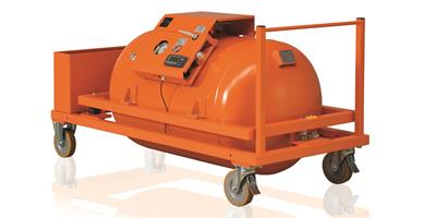 DILO - Model B176R.. - SF6 gas storage tanks