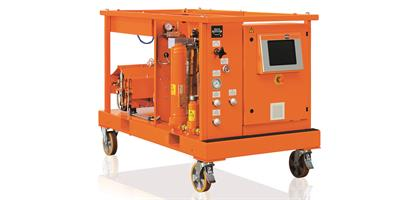 DILO - Model L057R01 - Economy Series – SF6 Maintenance Unit