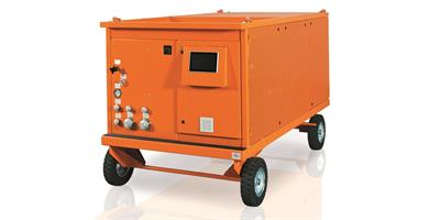DILO - Model L400R01; L600R.. - Mega Series - Maintenance Devices for Large and Extra Large Gas Compartments – SF6 Reclaimer