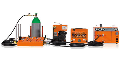 DILO - Mini Series – modular – SF6 Gas Recovery Units
