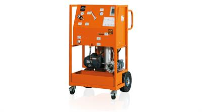 DILO - Model B143R11 - Small Service Cart - SF6 Maintenance Unit