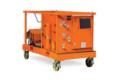 DILO - Model B057R.. - Compact Series - SF6 Gas Recovery Unit