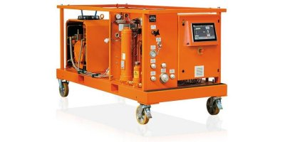 DILO - Model L170R01 - Mega Series - Maintenance Device for Large and Extra Large Gas Compartments
