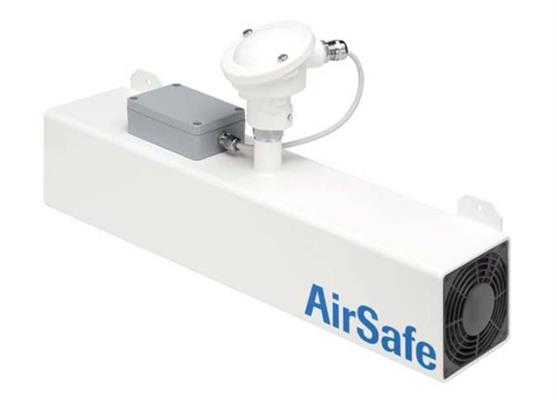 AirSafe - Continuous ambient air dust monitoring