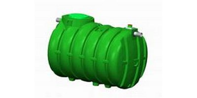 IBH REHAB - Model 6012 - All Water Tanks