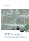 RCS - Actuator Brochure