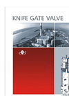 Standard Knife Gate Valves Brochure