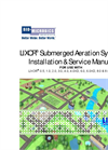 LIXOR - Submerged Aeration System Installation & Service Manual
