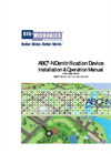 ABC-N Denitrification Device - Installation & Operation Manual