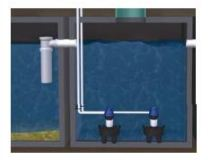 LIXOR - Submerged Aeration System